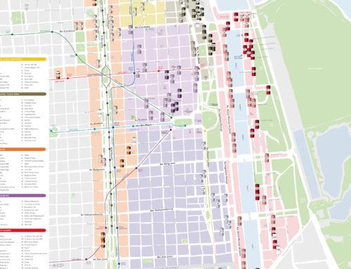 Mapas de oficinas
