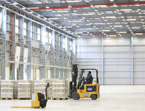 LVL III: El mercado de los inmuebles para uso logístico