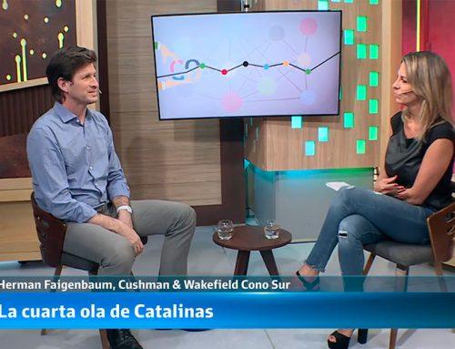 Entrevista a Herman Faigenbaum en LN+ sobre la transformaciónde la zona Catalinas