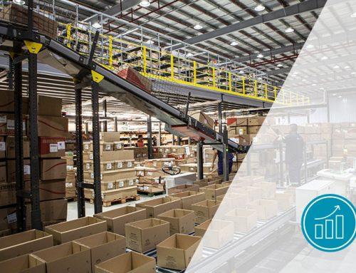Centros logísticos: la superficie disponible aumentó un 36,9%
