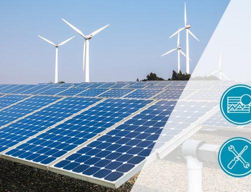 Brindamos soluciones sustentables y planes para implementar energías renovables