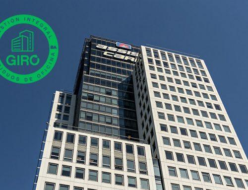 Obtuvimos el sello de sustentabilidad GIRO para el edificio Intecons