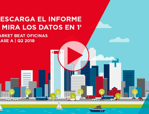 Market Beat de Oficinas | 2do trimestre 2019