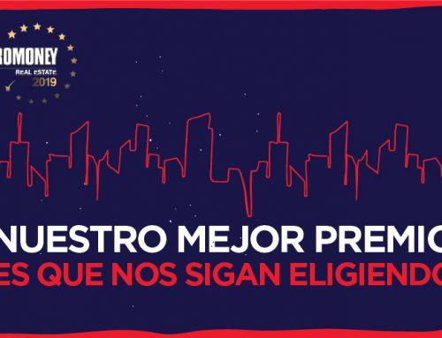 Volvimos a ser reconocidos como la mejor empresa de servicios inmobiliarios corporativos de Argentina por la Revista Euromoney