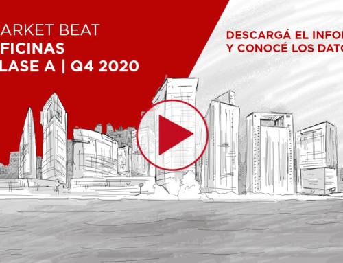 Market Beat de Oficinas | 4° trimestre 2020