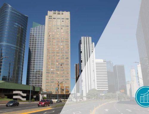 Oficinas Clase A: en el segundo semestre del 2020, algunas empresas iniciaron su dolarización de excedente de pesos comprando metros en edificios Premium