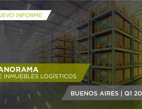 Panorama de Inmuebles Logísticos | Buenos Aires Q1 2021