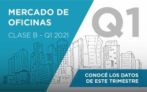 Mercado de oficinas clase b de Buenos Aires