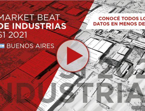 Market Beat de Industrias | S1 2021