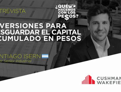 Inversiones para resguardar el capital acumulado en pesos