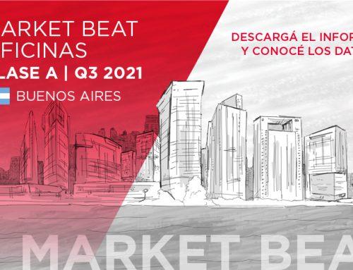MarketBeat de Oficinas | Buenos Aires, 3° trimestre 2021